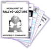 Rallye lecture : Monstres et compagnie...