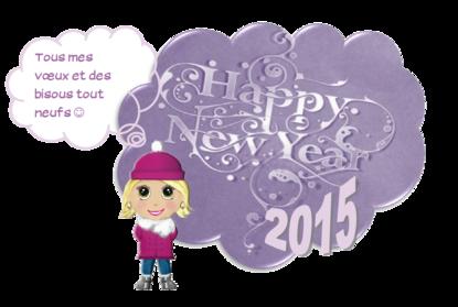 Bonne année2015 !!!!!!