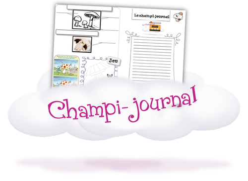 Le champi- journal