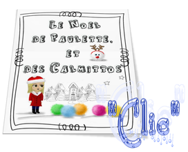Un calendrier Calmitto de Noël...