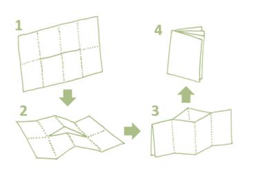 Le mini-livre d'autonomie 4 format A3