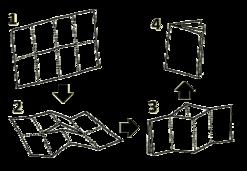 Le mini-livre A3 des nombres de 0 à 49