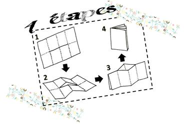 Mini-livre de Pâques ( format A3)