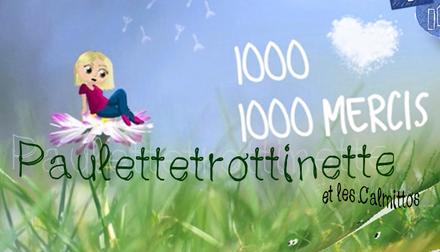 1000 fois....