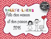 Rallye-lien n°3 - Idées cadeaux de fête des mères et des pères