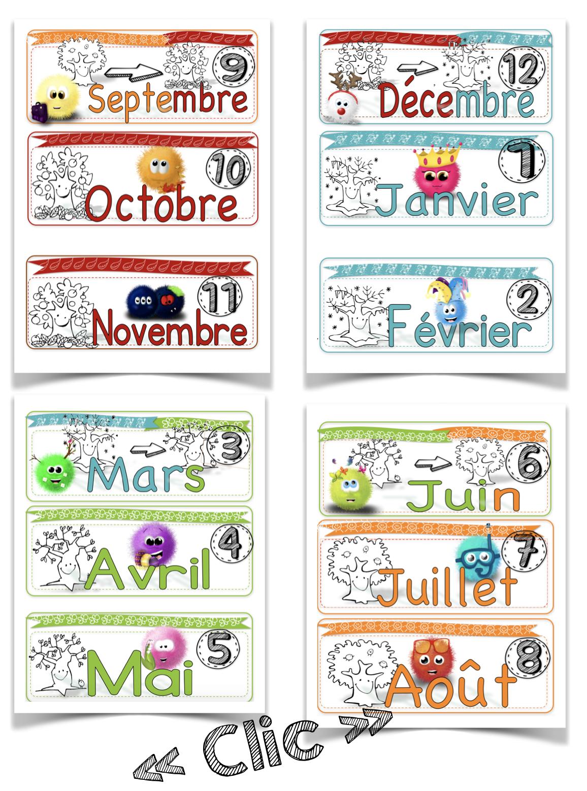 Affichage de la date cycle 2 paulettetrottinette - Date des saisons 2016 ...